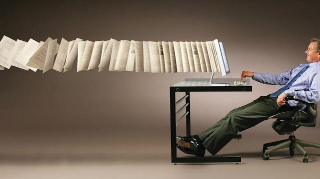 Mengenal Sistem Management Dokumen