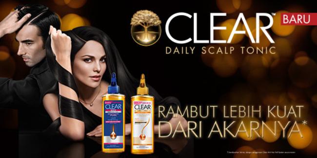 Beberapa Kelebihan Menggunakan Shampo Clear