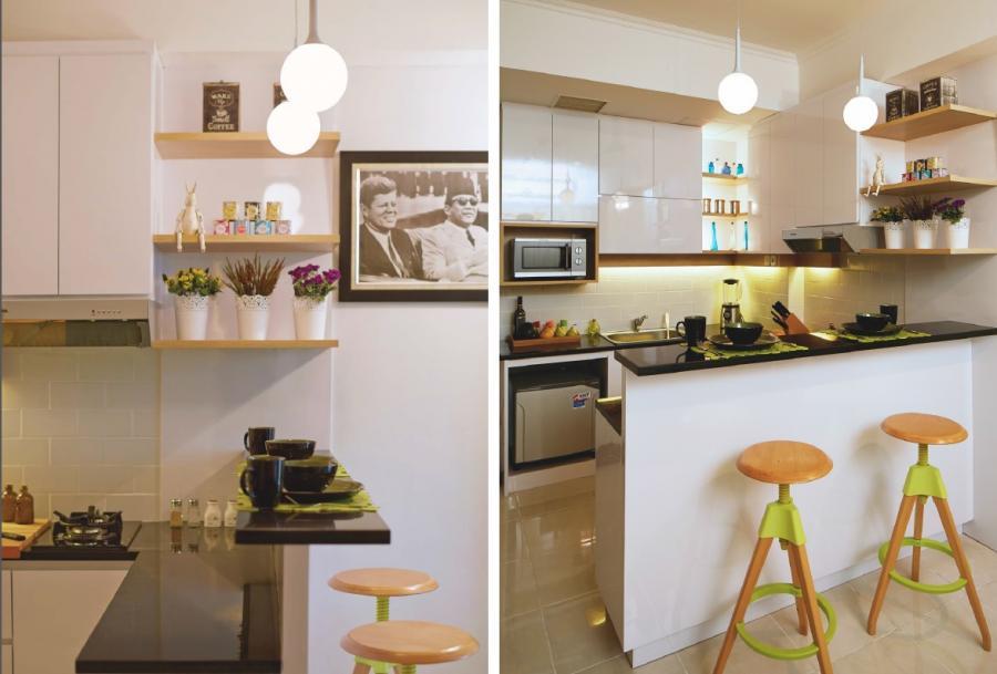 Tips Cerdas Memilih Kitchen Set Untuk Dapur Sempit