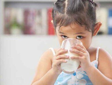 Cara Memilih Susu Formula Nestle Anak-Anak